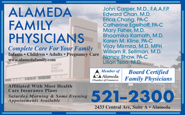 Alameda Family Physicians in Alameda CA