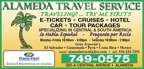 alameda travel service in alameda ca