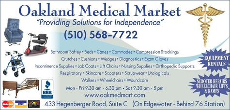 Oakland Medical Market Serving Alameda CA